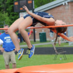 Nicholls Wins State Class B High Jump, Lady Eagle Records Fall