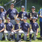 Wheels Win Lincoln Little League Championship, Complete Perfect Season