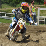 12-Year-Old Racer Tears up the Track With MX 207 Victory
