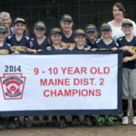 Medomak 9&10 Softball All-Stars Win District 2 Championship