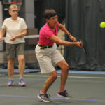 Pickleball Draws Smiles and Laughter at CLC Y
