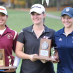 Plourde State Schoolgirl Golf Co-Runner-Up