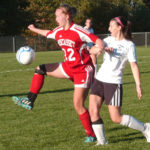 Lady Wolverines Tie Oak Hill