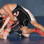 Eagle and Panther Wrestlers Compete in Westlake Tourney