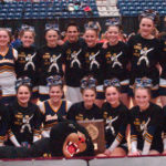 Medomak Cheerleaders Win Fifth Straight Regional Title