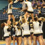 Medomak Valley Cheerleaders Rock Their Way to KVAC Championships