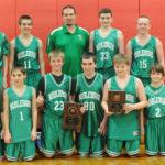 Nobleboro Boys Win Busline League Championship