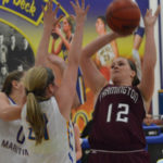 Ranquist Scores 1,000th  Career Point at UMF