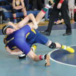Eleven Medomak Wrestlers Headed to States,  Widdecombe and Miller Win  Pine Tree East Regional Titles