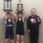 St. Cyr Wins New England Title