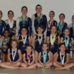 CLC Y Gymnasts Bring Home the Bling at Maine YMCA Meet