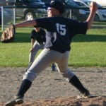 Sirois Fires up Perfect Game