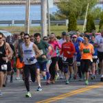 Cochran and Franklin Win  Fort Edgecomb Half Marathon