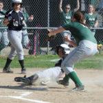Lady Eagle Softball 8-0