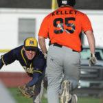 Medomak Baseball Takes Mustangs for a Ride