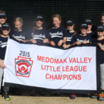 Diamondbacks Win Medomak Little League championship