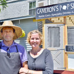 Popcorn Shop Opens in Wiscasset