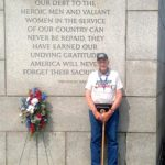 Jefferson Veteran	Takes Honor Flight to Nation's Capital