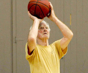 Niagara Falls Legend Still Playing Basketball at 81