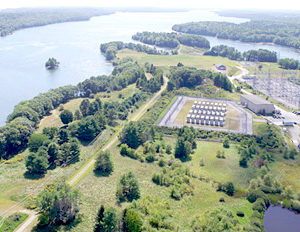 Wiscasset Asked to Back Legislation on Nuclear Fuel Storage