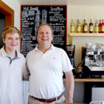 New Coffee Shop Opens in Round Pond