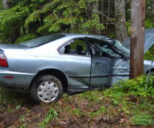 Car Strikes Pole in Bristol, Teen Injured
