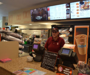 Damariscotta Dunkin' Donuts Reopens After Renovation