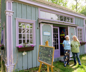 Walpole Gift Shop Reopens after 20 Years