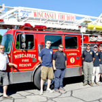 Wiscasset Ladder Truck Back in Service
