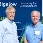 Angus King Tours Bigelow Laboratory