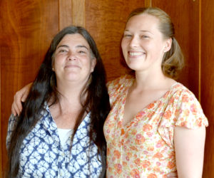 Mother-Daughters Team Bringing '21st-Century Workplace' to Damariscotta