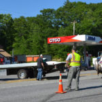 Accident Slows Traffic on Route 1 in Newcastle