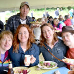 Salad Days Attendance Best Ever Despite Wet Weather