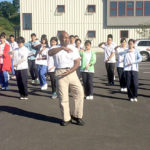 On Tour of US, Students from China Visit Lincoln Academy
