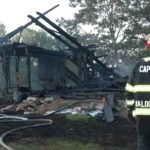 Early Morning Fire Destroys Waldoboro Home