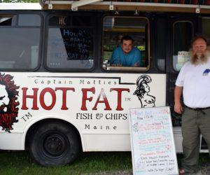 Waldoboro Food Truck Serves Fresh Seafood With Flavor