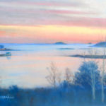 Busch and Hannah Seacoast Work at Pemaquid Art Gallery