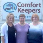 Comfort Keepers Hires New Scheduler