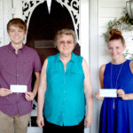 Lions Club Presents Scholarships