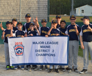 """<span class=""""entry-title-primary"""">Medomak 11&12 Baseball Wins District 2 Championship</span> <span class=""""entry-subtitle"""">Medomak 4 - Oceanside 2</span>"""