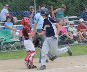 """<span class=""""entry-title-primary"""">Medomak 10&11 All-Stars Rally Over Ellsworth</span> <span class=""""entry-subtitle"""">Medomak 11 - Ellsworth 10</span>"""