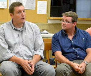 Selectmen Discuss Future of Bristol Mills Dam