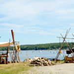 Encampment Offers Glimpse of Colonial Pemaquid Life