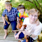 Young Damariscotta Fiddlers Take Top Prizes