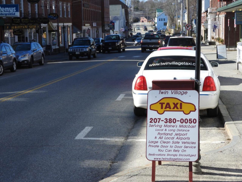 Twin Village Taxi Under New Management - The Lincoln County News
