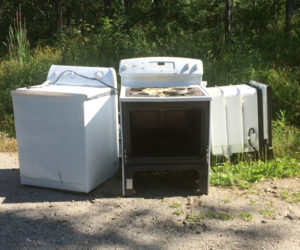 Summons Issued for Illegal Dump in Dresden