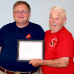 Founders of Jefferson Fire Honored