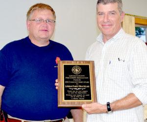 Fire Service Recognizes Community Organizations