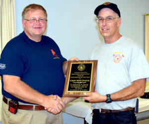 Somerville Fire Chief Named Officer of the Year