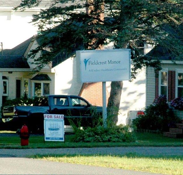 The former Fieldcrest Manor Nursing Home was recently acquired by S and J Llama LLC, of Waldoboro. The company plans to repurpose the commercial space into an incubator geared toward startups and other local businesses. (Alexander Violo photo)